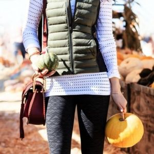 Lucy Activewear Winter Warrior Puff down vest